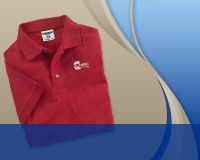 Custom Polo and Golf Shirts