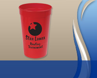 Custom Plastic Cups