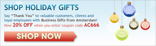 Save 20% on Business Gifts